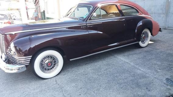 Packard 1942 Raríssimo Exemplar