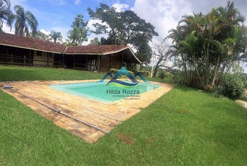 Chacara Em Condominio - Centro - Ref: 459 - V-459