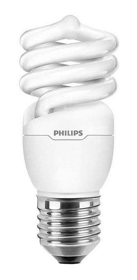 Lampada Eletrônica Mini Esp. 12w 6000h Branca 127v Philips