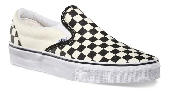 Tênis Vans Classic Slip-on Checkeboard 11289 Original
