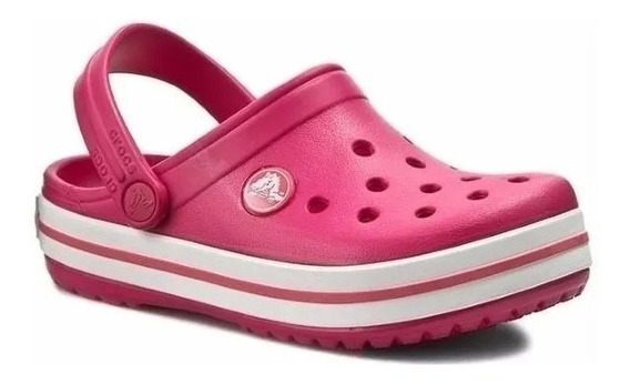 Crocs Crocband Mujer Raspberry Original