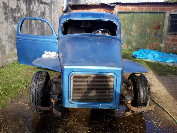 Cupe Dodge 1937 - Motor Nuevo- 4 Gomas Nuevas - Funcionando!