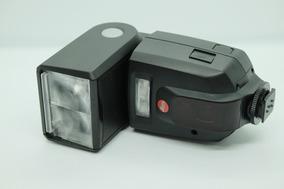 Flash Leica Sf58 - Impecável Praticamente Sem Uso