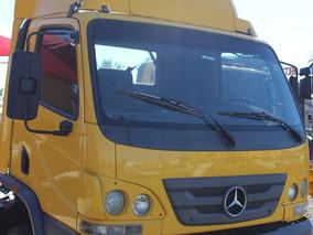 Mercedes-benz Accelo 815 - 2013/13 - 4x2 (bap 3335)