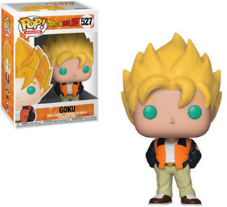 Funko Pop Dragon Ball Z Goku Casual Anime Envio Full