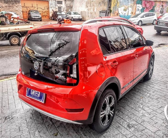 Volkswagen Cross Up 1.0 Tsi 12v Flex 4p Manual 2018/2019
