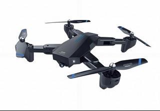 Dron Cuadricoptero Jinyu Toys Jy-s9 32 Min Vuelo Plegable