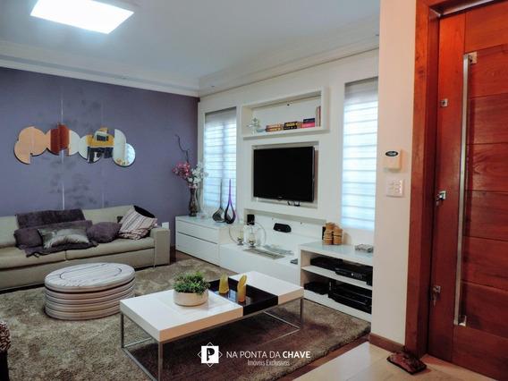 Casa Com 4 Dormitórios À Venda, 300 M² Por R$ 1.500.000,00 - Parque Dos Pássaros - São Bernardo Do Campo/sp - Ca0038