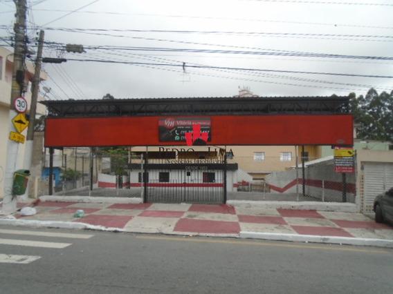 Imóvel Comercial Amplo Em Itaquera - Pe27521
