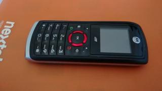 Lote 5 Radios Nextel Mod I 335 S/ Novo Revisado C Garantia