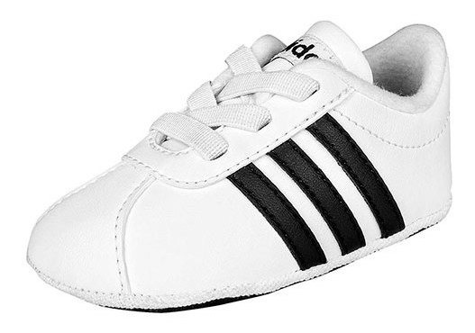 Sneaker Casual adidas Sintetico Niña Blanco Hoops 33488ipk