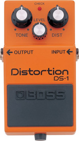 Pedal Boss Distortion Ds-1 | Nota Fiscal | Ds1 | Original
