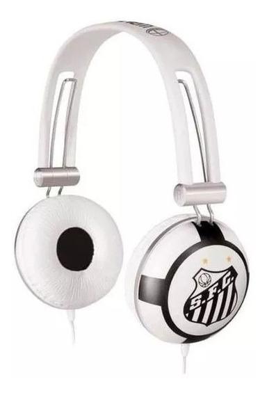 Fone De Ouvido Headphone Santos Fc Waldman Iteam Original