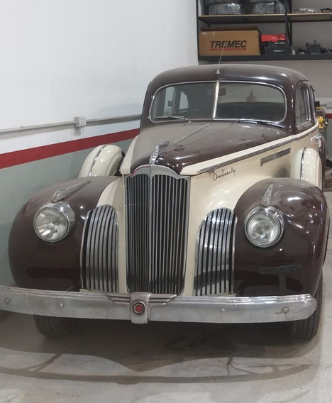 Packard Onetwenty Super Eight Sedan