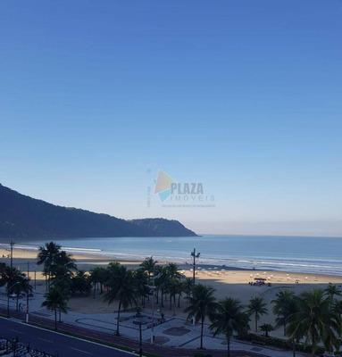 Apartamento 02 Dormitórios Para Alugar, 74 M² Por R$ 2.000/mês - Canto Do Forte - Praia Grande/sp - Ap11664