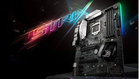 Placa Mãe Asus Rog Strix H270f Gaming, Chipset H270, Intel L