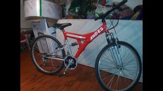 Bicicleta Mountain Bike Rodado 24