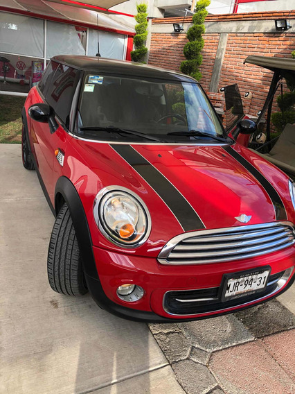 Mini Cooper 1.6 S Salt Aa Tela At 2012