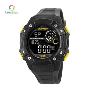 Relógio Masculino Mormaii Mocam1360ab/8y, C/ Garantia E Nf