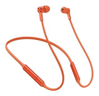 Audifonos Huawei Freelace Cm70 Bluetooth Naranja