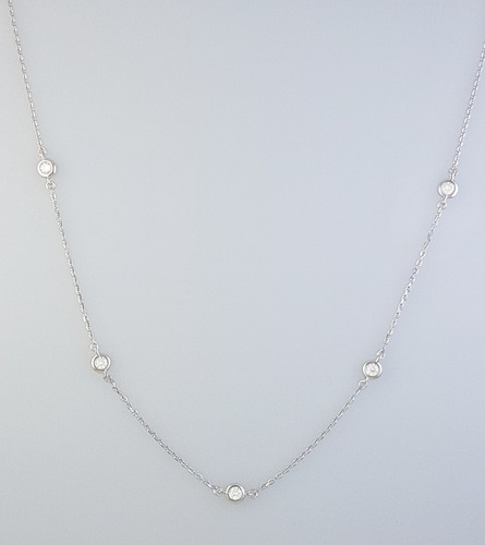 c043245b8902 Collar De Oro Con Diamantes - Joyas y Bijouterie en Mercado Libre ...