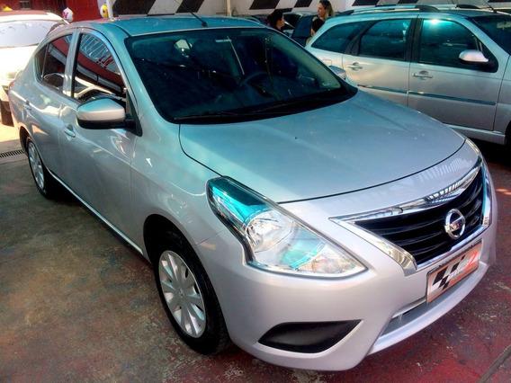 Nissan Versa 1.6 16v S 4p - Sem Entrada 48x R$1.349,00