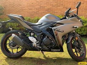 Yamaha R3 Gris Mate Casi Nueva Con Soat/impuestos Hasta 2020