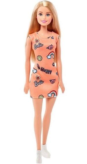 Boneca Barbie Fashion - Coleção Básica - Original Mattel