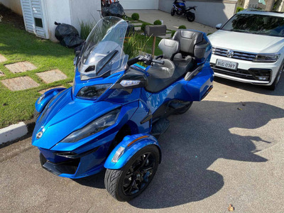 Bombardier Can-am Spyder Rt