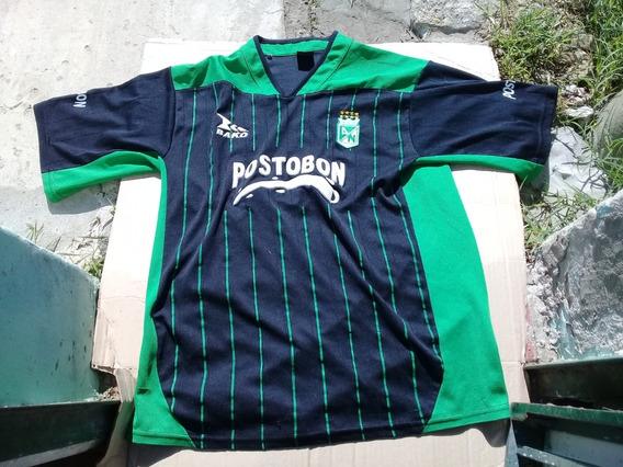 Camiseta Atletico Nacional Colombia Postobon Xxl Bako