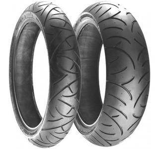 Cubierta Bridgestone Battlax Bt021 120 70 17 Año 2014
