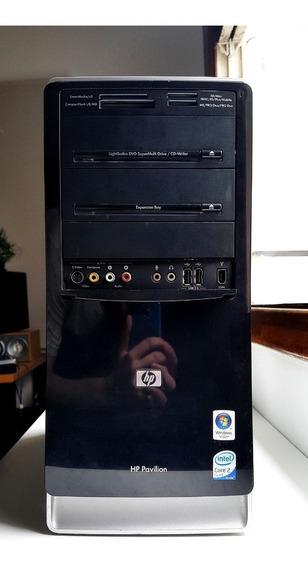 Pavilion A6540br (core 2 Quad 2.4ghz) + Monitor Hp W1907 19
