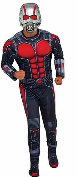 Disfraz Antman Hombre Hormiga Marvel