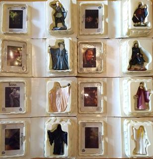 El Señor De Los Anillos- Colección 8 Figuras-