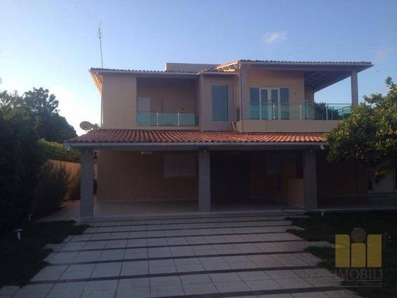 Linda Casa Em Condominio Fechado - Ca0073
