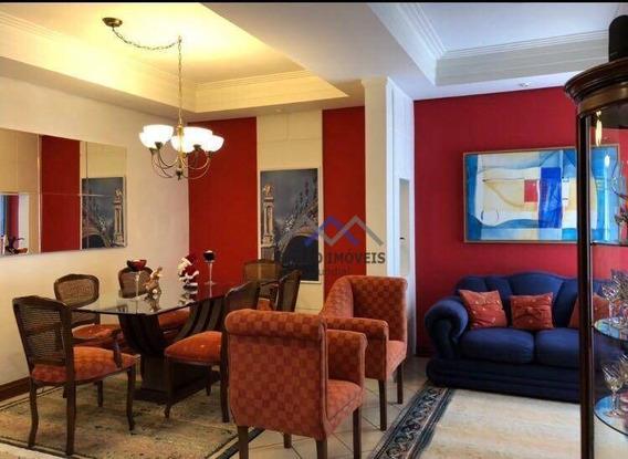 Apartamento Com 3 Dormitórios À Venda, 92 M² Por R$ 570.000 - Centro - Jundiaí/sp - Ap0547