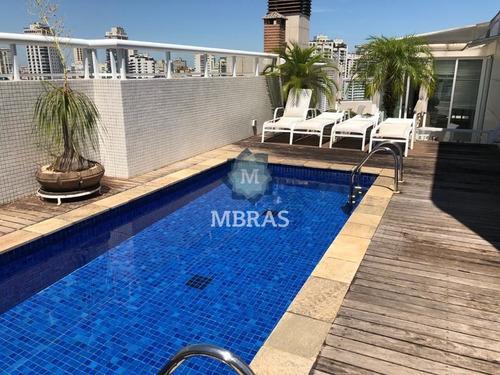 Cobertura Duplex - Perdizes - Mb11267
