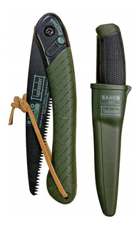 Kit Supervivencia Bahco Lap-knife Laplander Cuchillo Sierra