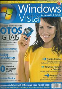 Revista Windows Vista Oficial - Nº 10 - Agosto 2008