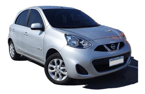 Nissan March 1.0 Sv 12v Flex Multimídia Completo 2019