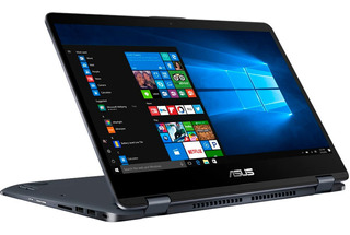 Laptop Asus Flip Core I7 8gb 1tb 128gb Ssd 14 Touch Tablet