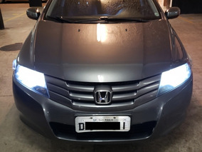 Honda City 1.5 Dx Flex Aut. 4p 2011