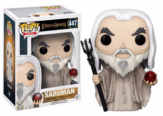 Funko Pop The Lord Of The Rings Saruman