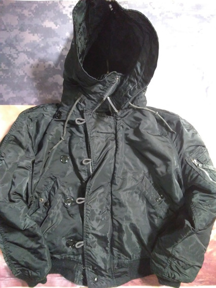Chamarra Militar Flying Jacket Original Large Vintage N2b