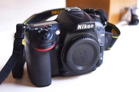 Câmera Nikon D7200 Dslr Usada