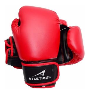 Guantes De Boxeo Adulto Unisex Atletikus Attack 16 Oz. (xl).