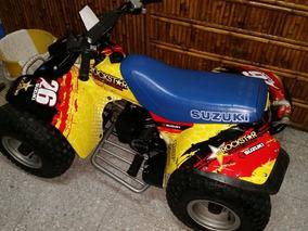 Cuatriciclo Suzuki Lt 50 Cc Unico