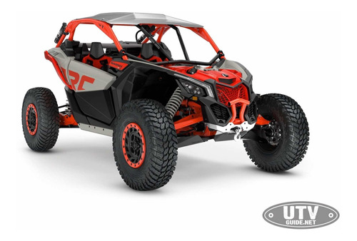 Can Am Maverick X3 Rc- Gs Motorcycle