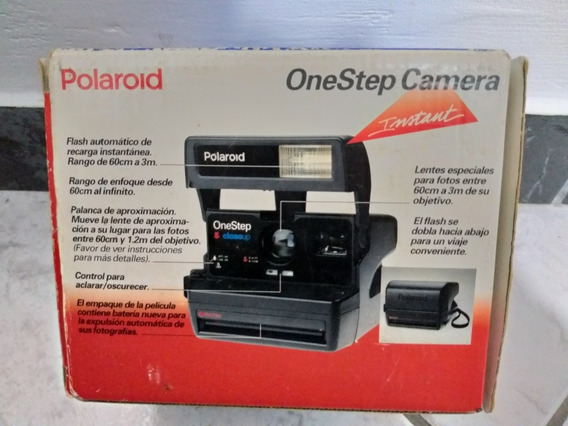 Polaroid Onestep Instant Close Up