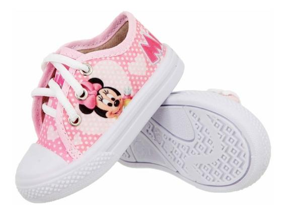 Tênis Infantil Minnie Promoção Liquidação